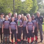 Middle School Softball Wraps up the Season