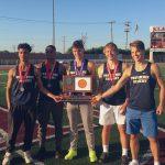 Track & Field takes Second in State