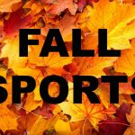 Fall Sports Registrations