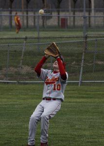 Varsity Baseball vs. Springport