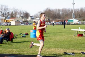 Varsity Track @ Quincy vs. Quincy and Athens