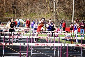 Varsity Track @ Union City Invite