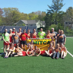 Varsity Girls Track Team – State Runner-Up at MITCA