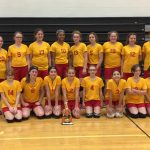 7th Grade Volleyball Takes Runner-Up