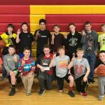 7th Grade Basketball Finishes 2nd