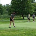 Girls Golf Get Their First WIN