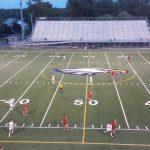 Girls Soccer Battle to 2-2 AAC Tie