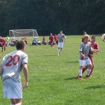 Boys Soccer Soars Over the Eagles
