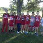 MS XC All County Champions