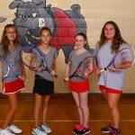 Braden Tennis Getting It Done