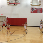 7th Grade Girls Get the WIN