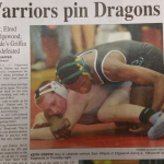 Warriors Dominate on the Mat