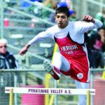Edgewood boys lead area teams with 2nd place finish