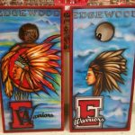 Warrior Corn Hole Boards