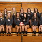 Volleyball to Take on Niles Tuesday in OHSAA Sectionals