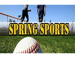 2018 Spring Sports Schedules