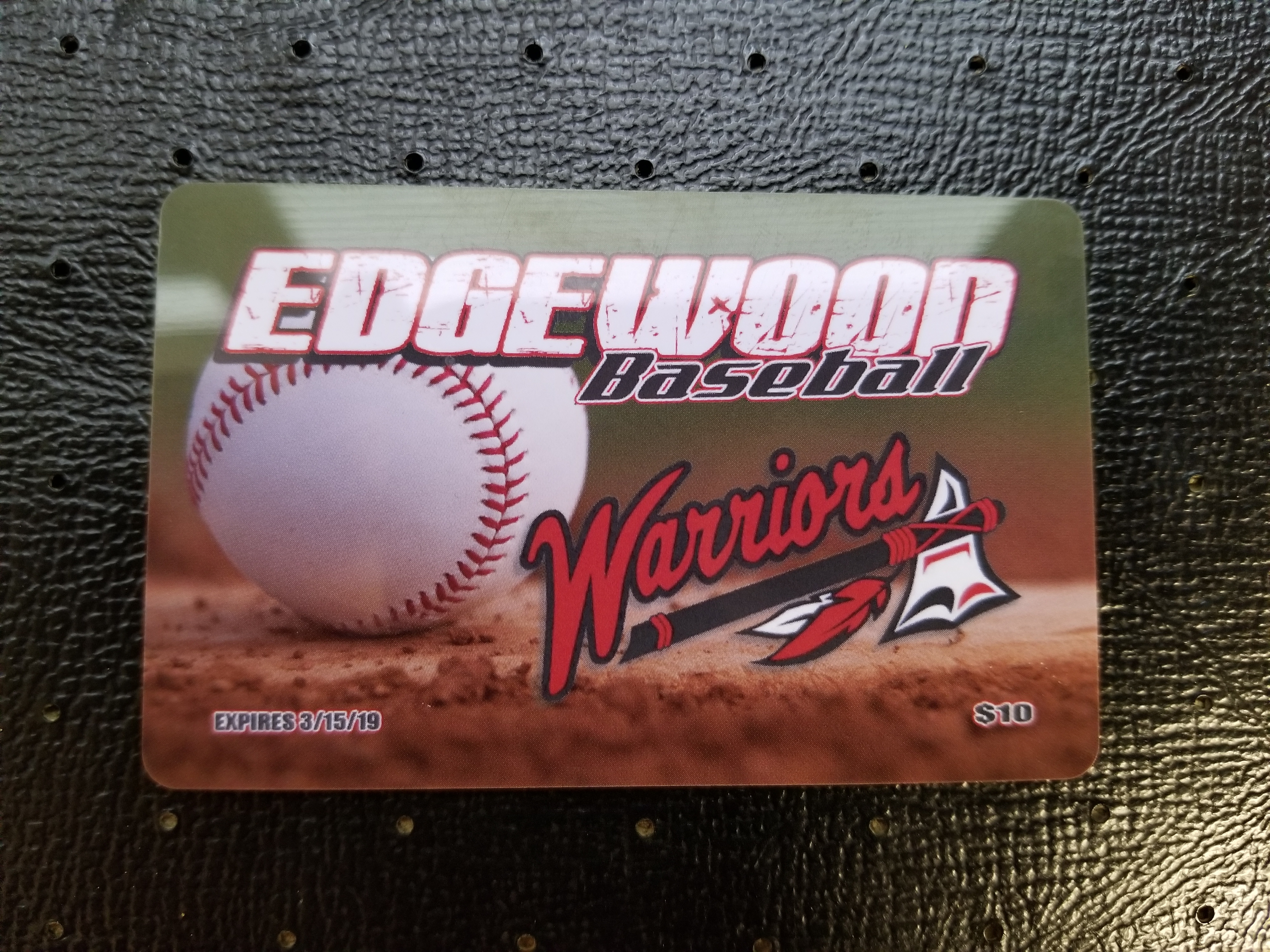 Warrior Baseball Discount Cards on Sale Now!