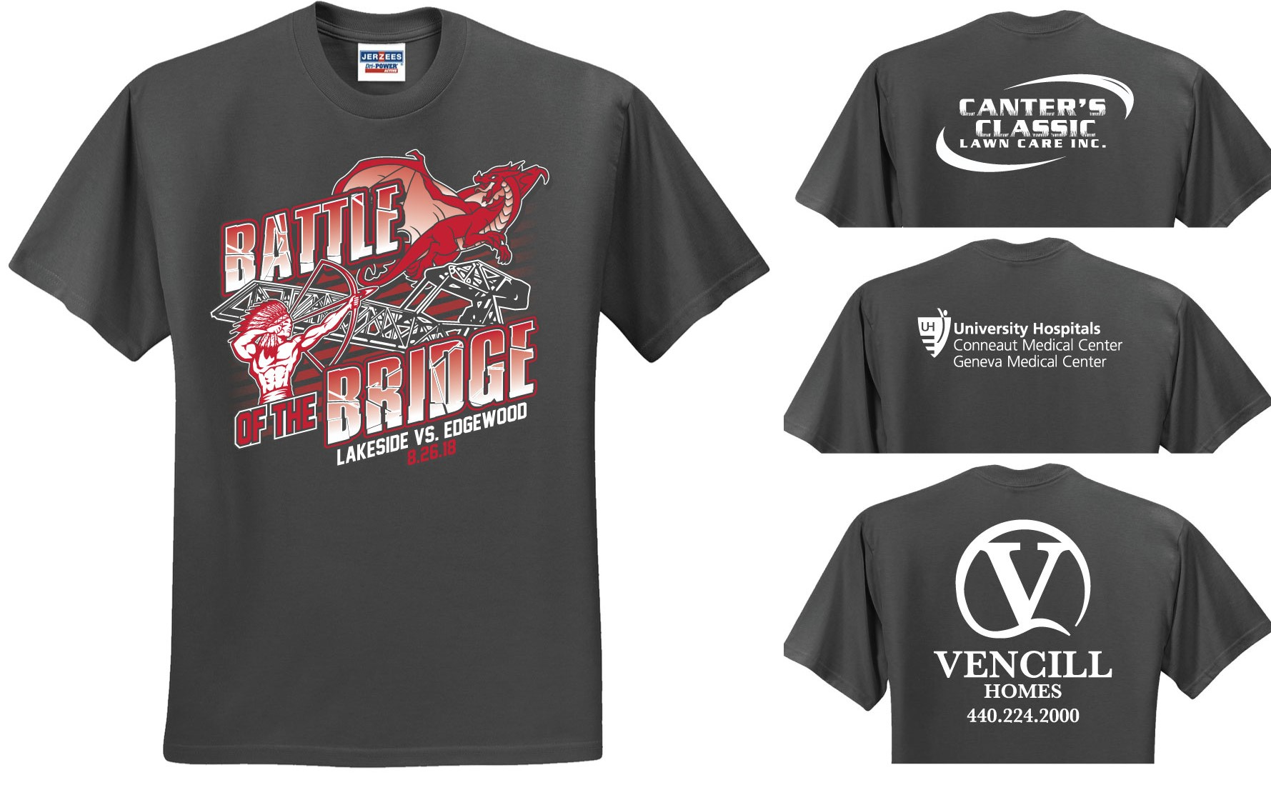 It's That Time of Year – Battle of the Bridge 2018