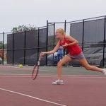 Girls Varsity Tennis Falls to Jefferson 4-1