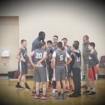 Boys 7th Grade Basketball beats Liberty 35 – 21