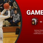 Sectional Championship Tonight at Warrior Gymnasium