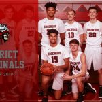 District Semi-Finals Boys Basketball