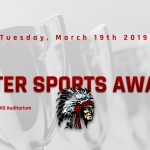 2019 Edgewood Winter Sports Awards