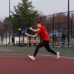 Boys Varsity Tennis falls to Jefferson Area 3 – 2