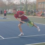 Boys Varsity Tennis falls to Howland 5 – 0