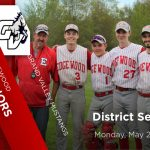 Warrior Baseball Advance to Districts