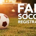 Deadline Approaching…. Fall Soccer Registration!