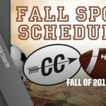 Interested in Playing a Fall Sport? August 1st Schedules are Here!
