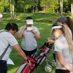 Girls Varsity Golf beats Cuyahoga Heights 211 – 218