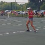 Girls Varsity Tennis falls to Struthers 4 – 1
