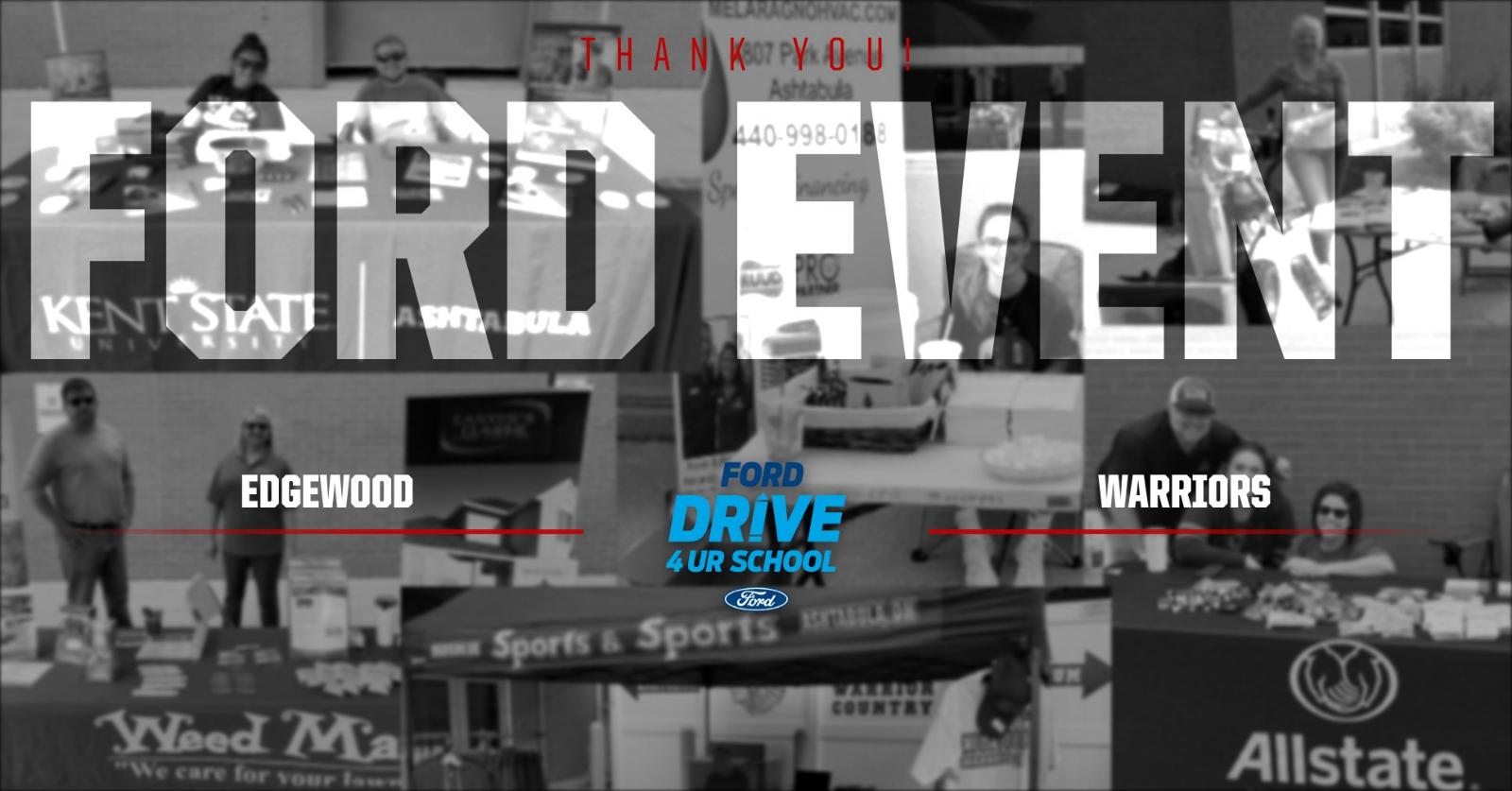 Ford Drive 4UR School Event a Success!