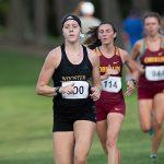 Warrior Alumni Bertholf Breaks Course Record