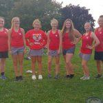 Girls Varsity Tennis beats Madison 3 – 2