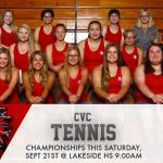 CVC Tennis Championships This Saturday