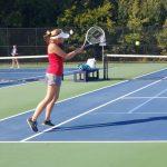 Warrior Tennis falls to Saint John & Paul 4 – 0