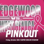 "Warriors vs Wolverines ""Pink Out"" Game!"