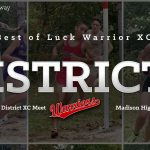 Warriors to Compete in District XC Meet this Saturday!