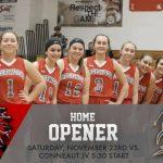 2019 Girls Basketball Season Opener