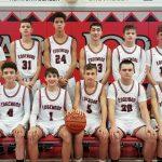 Boys Junior Varsity Basketball beats Cornerstone Christian 58 – 26