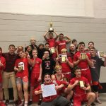 Braden Wrestling finishes 1st place at CVC Wrestling Championships