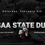 OHSAA State Wrestling Duals This Saturday!