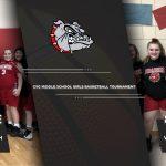 CVC Middle School Girls Tournament Is Set