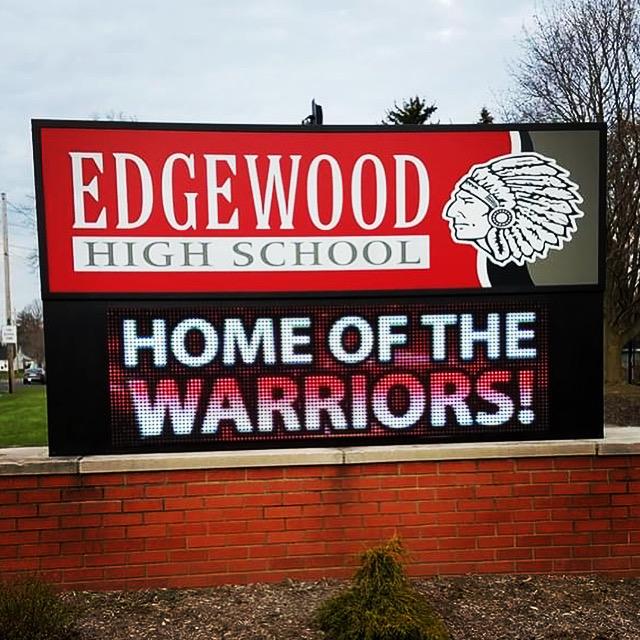 Edgewood HS Schedule of Events