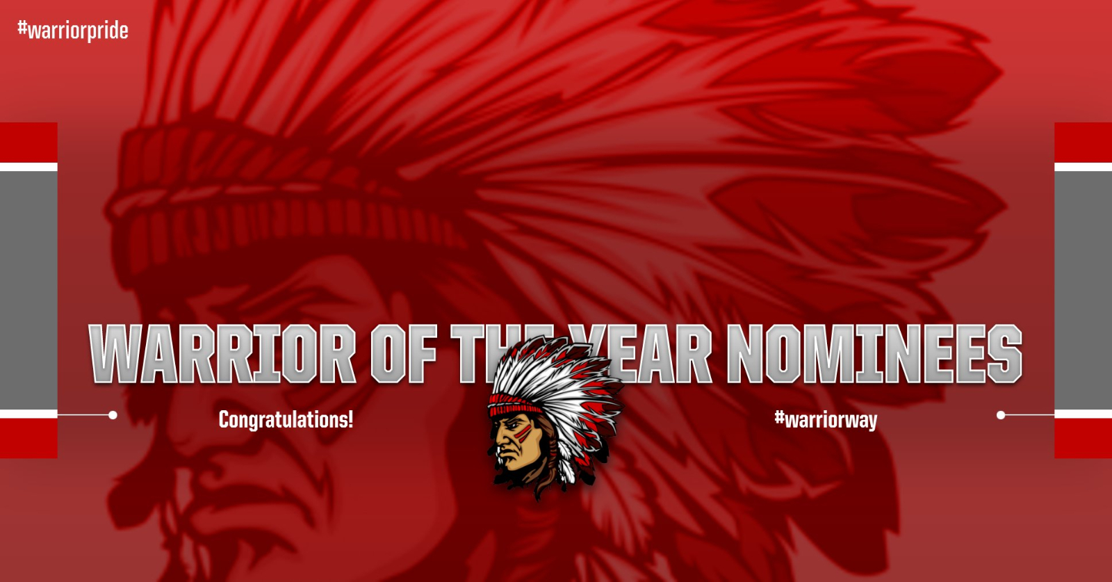 2020 Warrior of the Year Nominees
