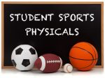 Don't Forget Physicals Tomorrow & Thursday Sign-Up!!