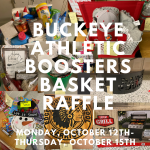 Get Ready…. Athletic Boosters Online Basket Raffle Starts Monday